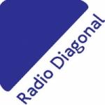 Logo da emissora Radio Diagonal 100.9 FM