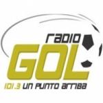 Logo da emissora Radio Gol 101.3 FM