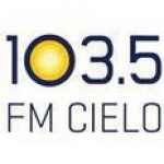 Logo da emissora Radio Cielo 103.5 FM