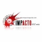 Logo da emissora Radio Impacto 101.5 FM