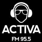 Logo da emissora Radio Activa 95.5 FM