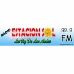 Logo da emissora Radio Estación Sol 99.8 FM