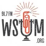 Logo da emissora WSUM 91.7 FM