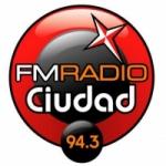 Logo da emissora Radio Ciudad 94.3 FM