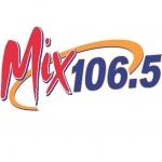 Logo da emissora Radio KEZR 106.5 FM