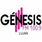 Logo da emissora Radio Génesis 100.9 FM