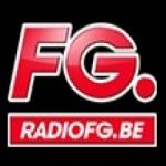 Logo da emissora Radio FG 100.2 FM