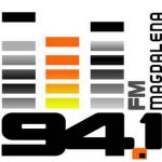 Logo da emissora Radio Magdalena 94.1 FM