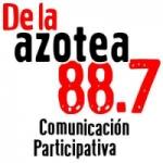 Logo da emissora Radio De La Azotea 88.7 FM