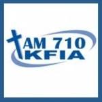 Logo da emissora Radio KFIA 710 AM
