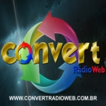 Logo da emissora Convert R�dio Web