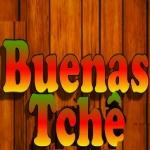 Logo da emissora R�dio Buenas Tch�