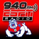 Logo da emissora Radio KFIG 940 AM