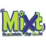 Logo da emissora Radio Mixt Li�ge 106.4 FM