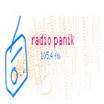 Logo da emissora Radio Panik 105.4 FM