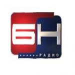 Logo da emissora Radio BN 93.4 FM