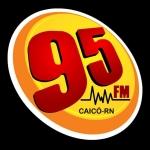 Logo da emissora R�dio Rural 95 FM