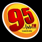 Logo da emissora Rádio Rural 95 FM