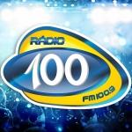 Logo da emissora R�dio 100 FM