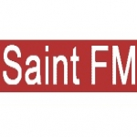 Logo da emissora Radio Saint 95.5 FM