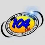 Logo da emissora R�dio Educativa 104.9 FM