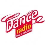 Logo da emissora Dance Radio 89 - 102.9 FM