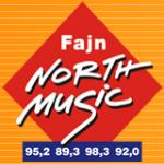 Logo da emissora Fajn North Music 95.2 FM