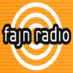 Logo da emissora Fajn Radio 94.1 FM