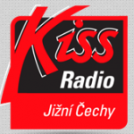 Logo da emissora Kiss Jizní Cechy 97.7 FM