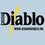 Logo da emissora Radio Diablo 107.7 FM