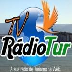 Logo da emissora R�dioTur