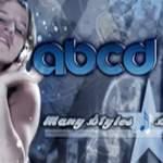 Logo da emissora ABCD Eurodance