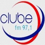 Logo da emissora Rádio Clube 97.1 FM