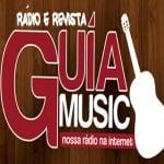 Logo da emissora R�dio Guia Music