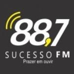 Logo da emissora R�dio Sucesso 88.7 FM
