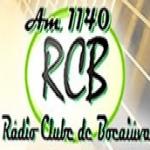Logo da emissora Rádio Clube 1140 AM