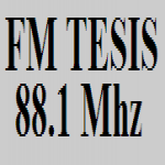 Logo da emissora Radio Tesis 88.1 FM