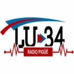Logo da emissora Radio Pigue 1460 AM