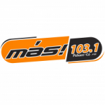 Logo da emissora Radio M�s 103.1 FM