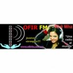 Logo da emissora Radio Ofir 90.9 FM