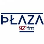 Logo da emissora Radio Plaza 92.1 FM