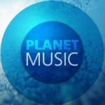 Logo da emissora Radio Planet Music 99.5 FM