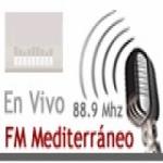Logo da emissora Radio Mediterr�neo 88.9 FM
