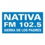Logo da emissora Radio Nativa 102.5 FM