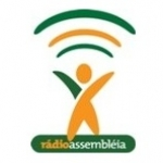 Logo da emissora Rádio Assembleia 96.7 FM