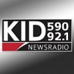 Logo da emissora Radio KID 590 AM 92.1 FM