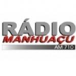 Logo da emissora R�dio Manhua�u 710 AM