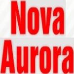 Logo da emissora R�dio Nova Aurora 87.9 FM