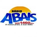 Logo da emissora R�dio Aba�s Online