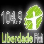 Logo da emissora R�dio Liberdade 104.9 FM
